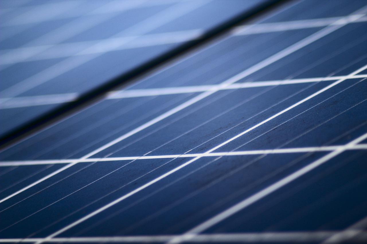 neubauten Solaranlage