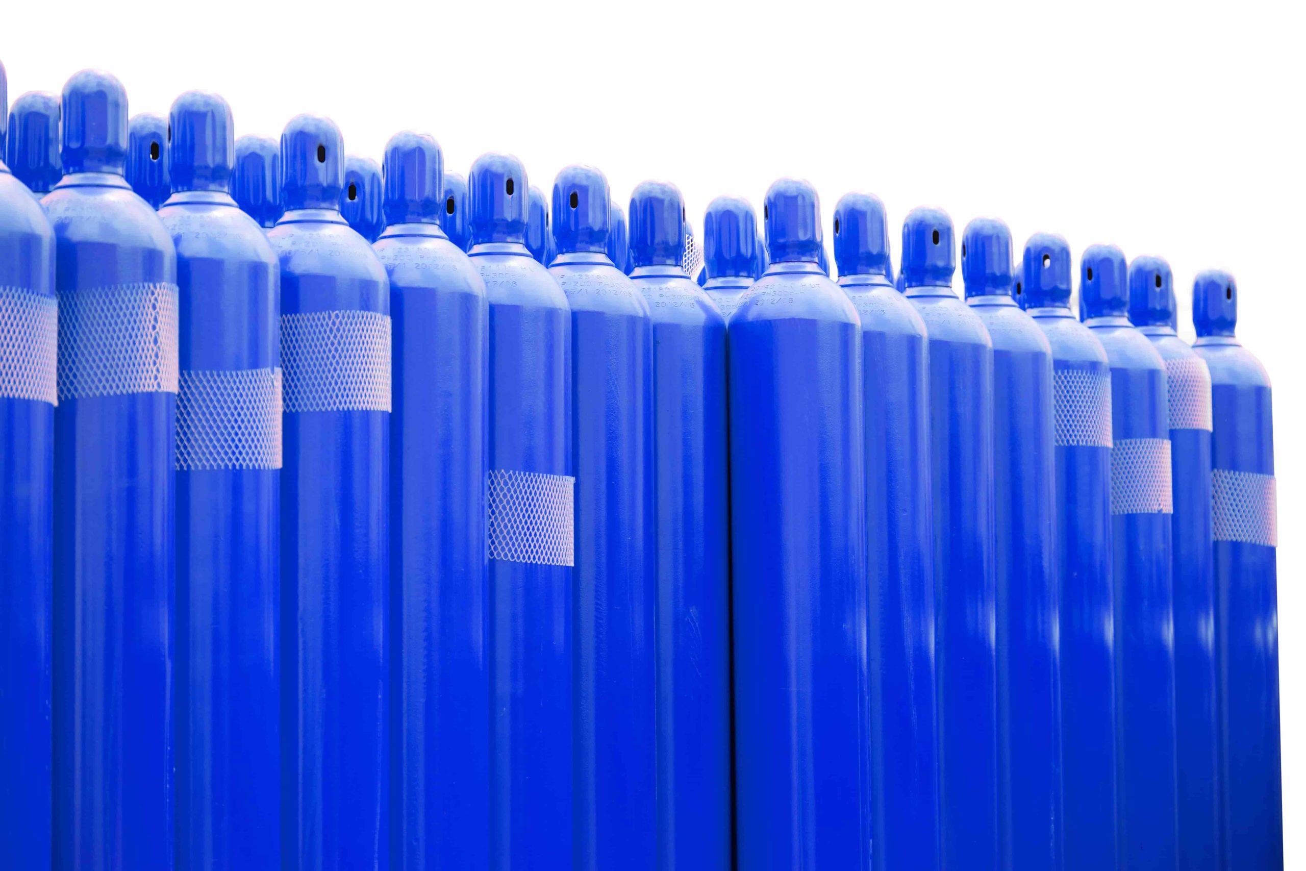 neubauten Wasserstofftanks